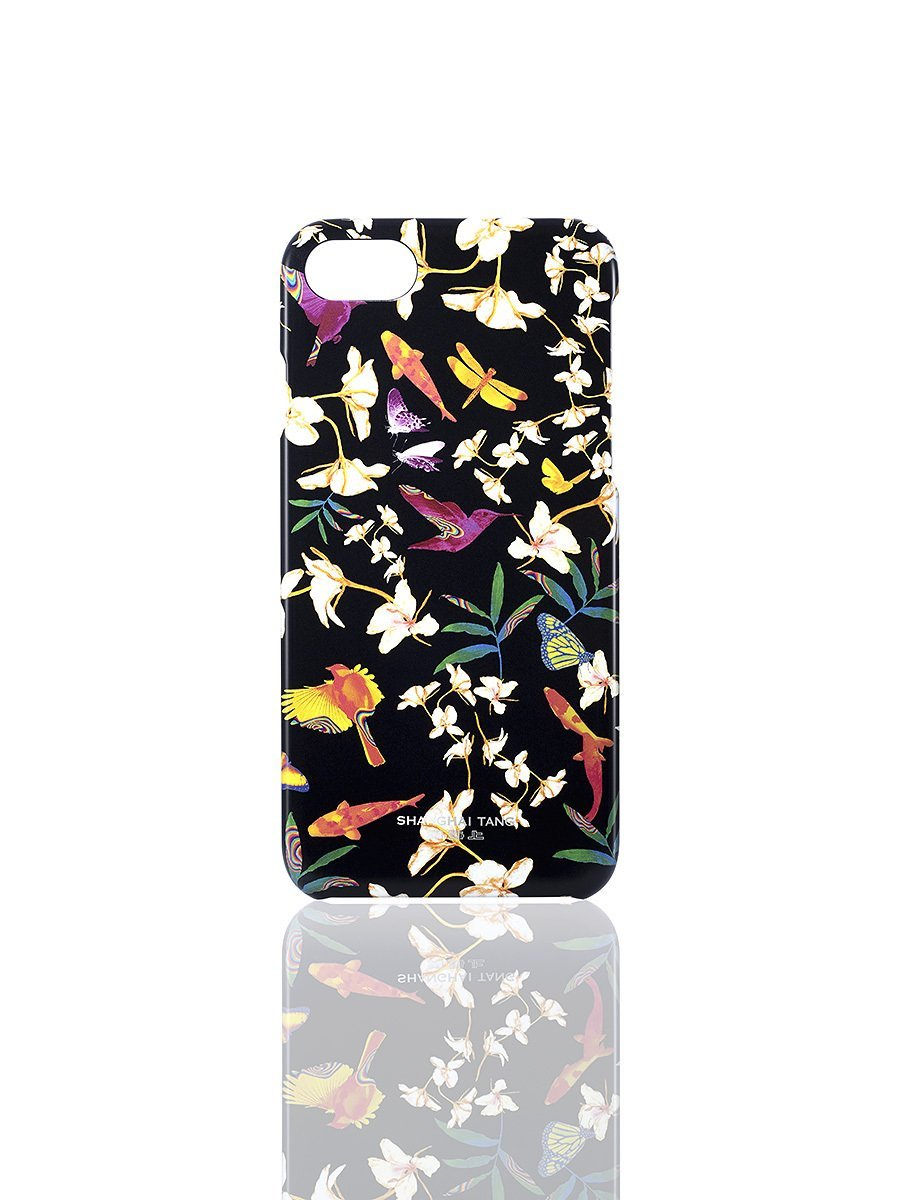Ginger Flower iPhone 7 Case