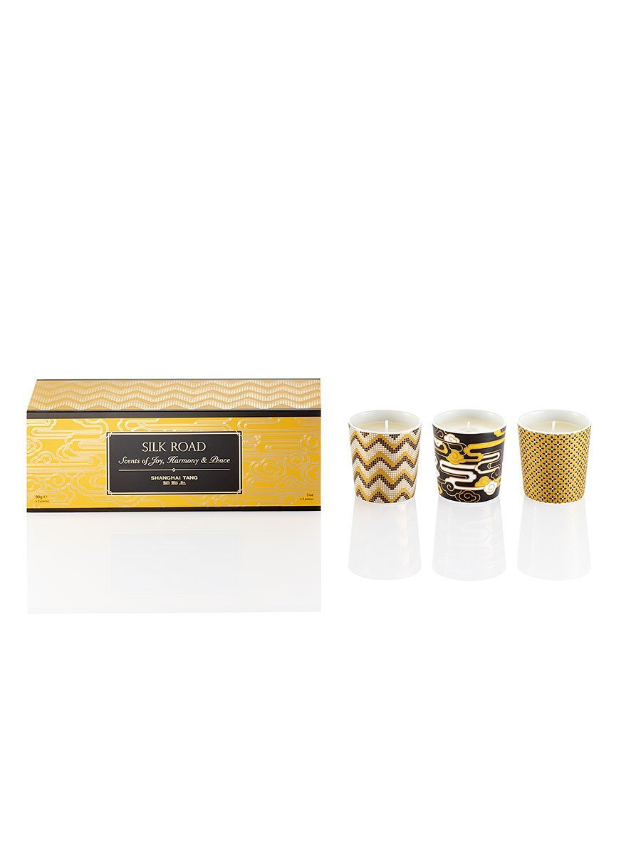 Silk Road Mini Candle Set