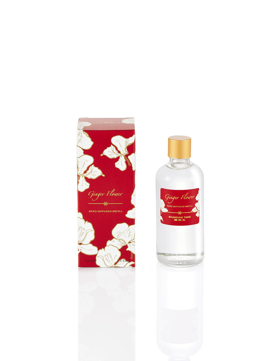 Ginger Flower Re-Fill Oil 100mL