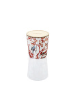 Ginger Flower Bone China Scented Candle with Lid - Forbidden Garden Limited Edition