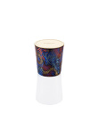 Forbidden Garden Bone China Scented Candle – Whisper