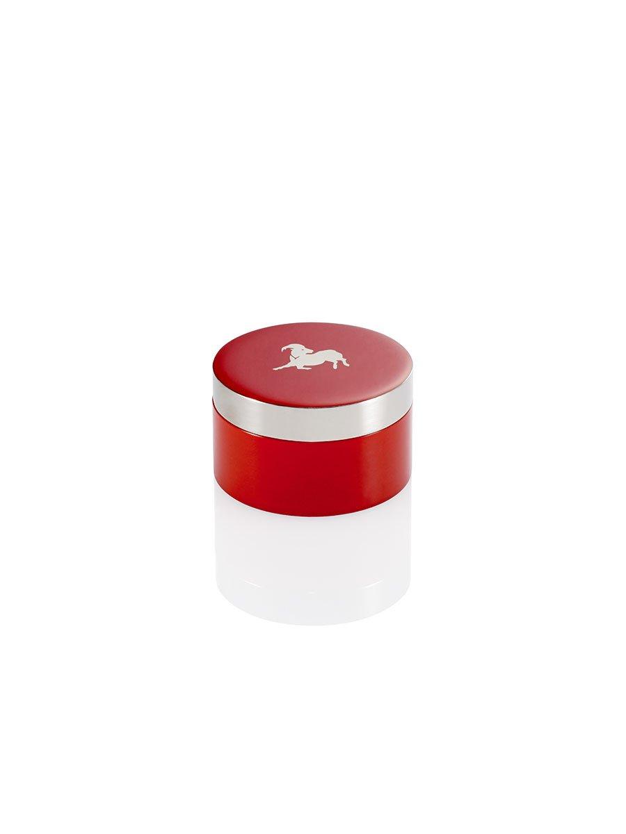 Goat Zodiac Small Enamel Box