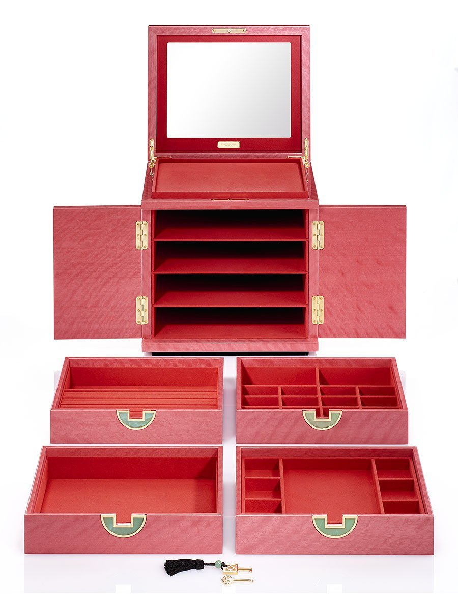 Coin Jewellery Trunk