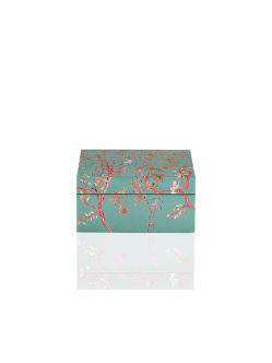 Forbidden Garden Lacquer Jewellery Box – Small
