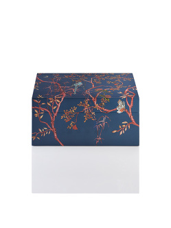 Forbidden Garden Lacquer Jewellery Box Small