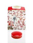 Forbidden Garden Bone China Jar Medium