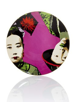 Puyi & Empress Duo Plate