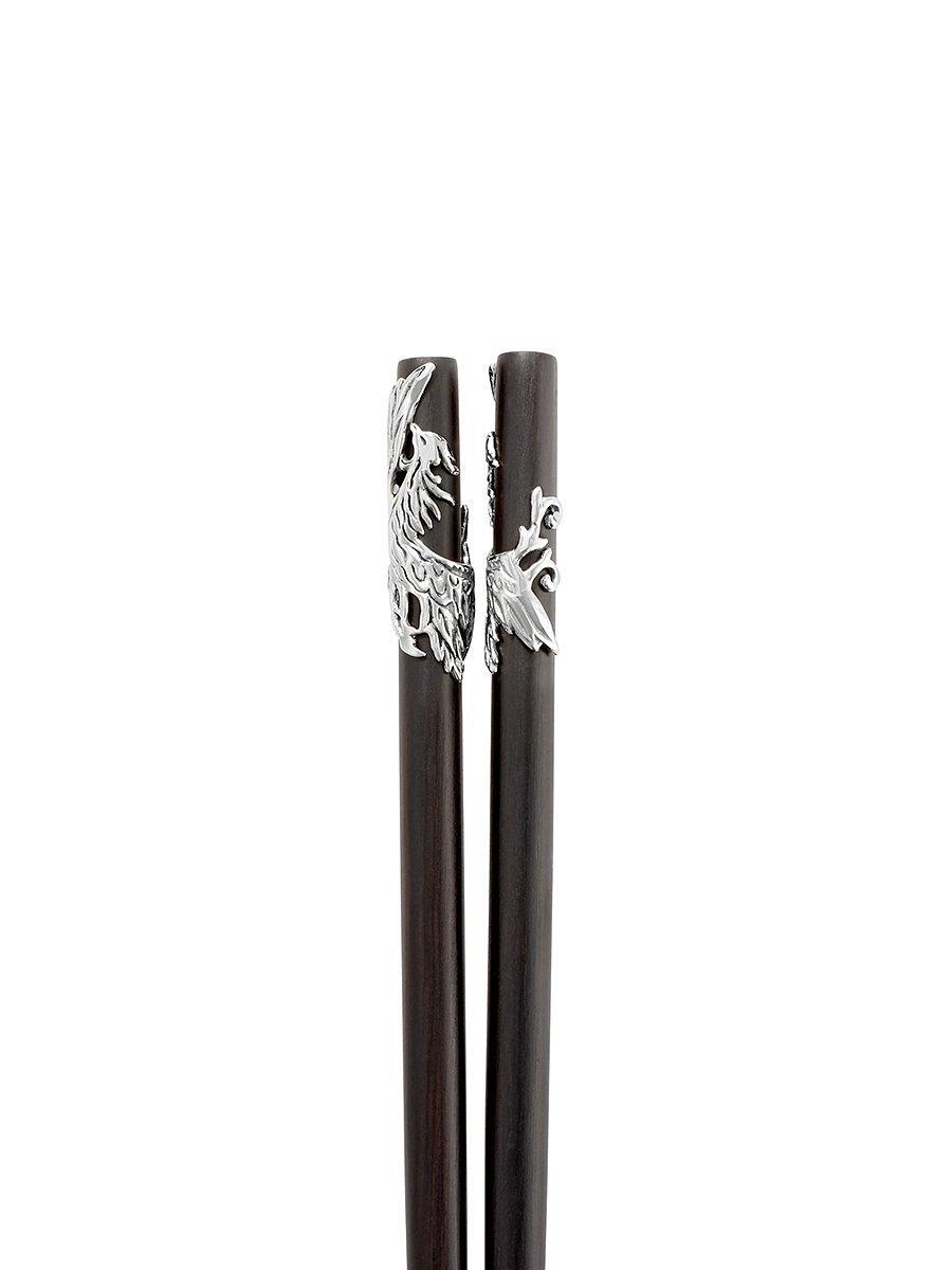 Phoenix Chopsticks Set (Set of 2 Pairs)