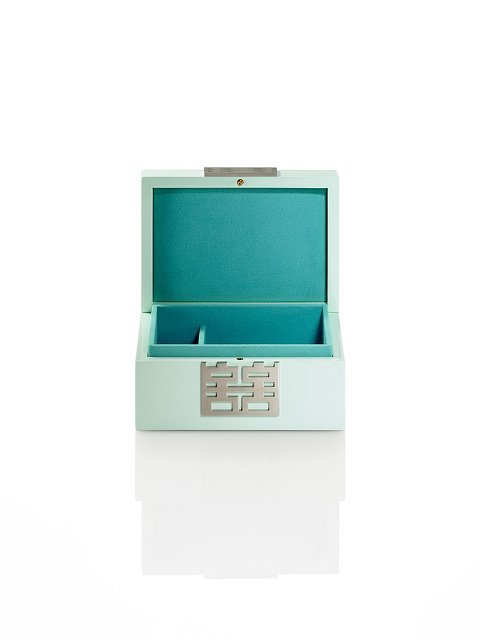 Double Happiness Lacquer Jewellery Box – Small