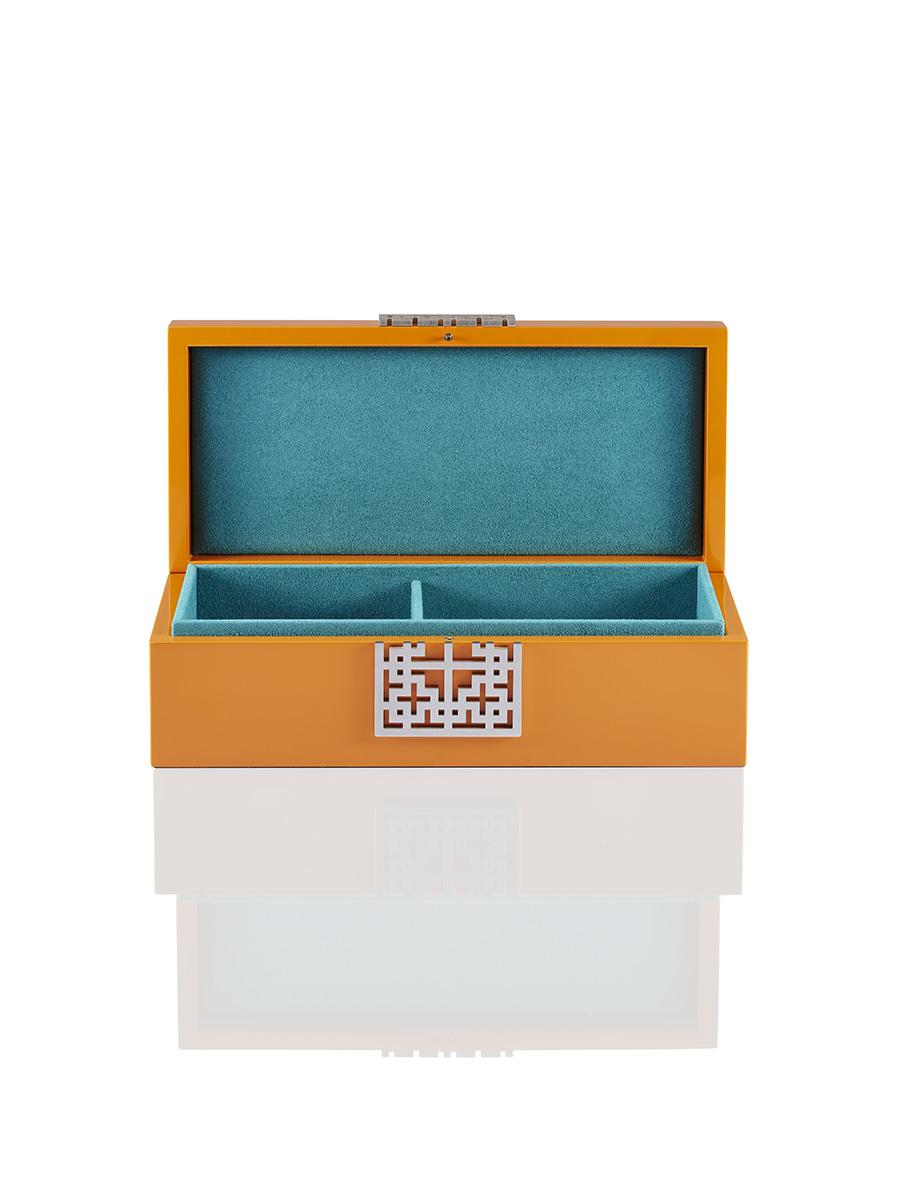 Lattice Women Jewellery Box - Medium