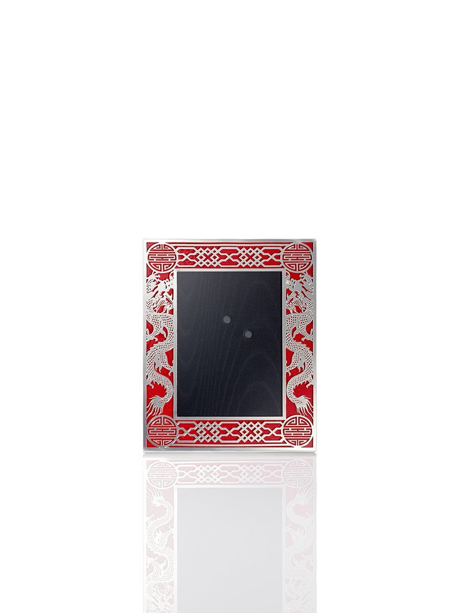 3R Dragon Filigree Photo Frame