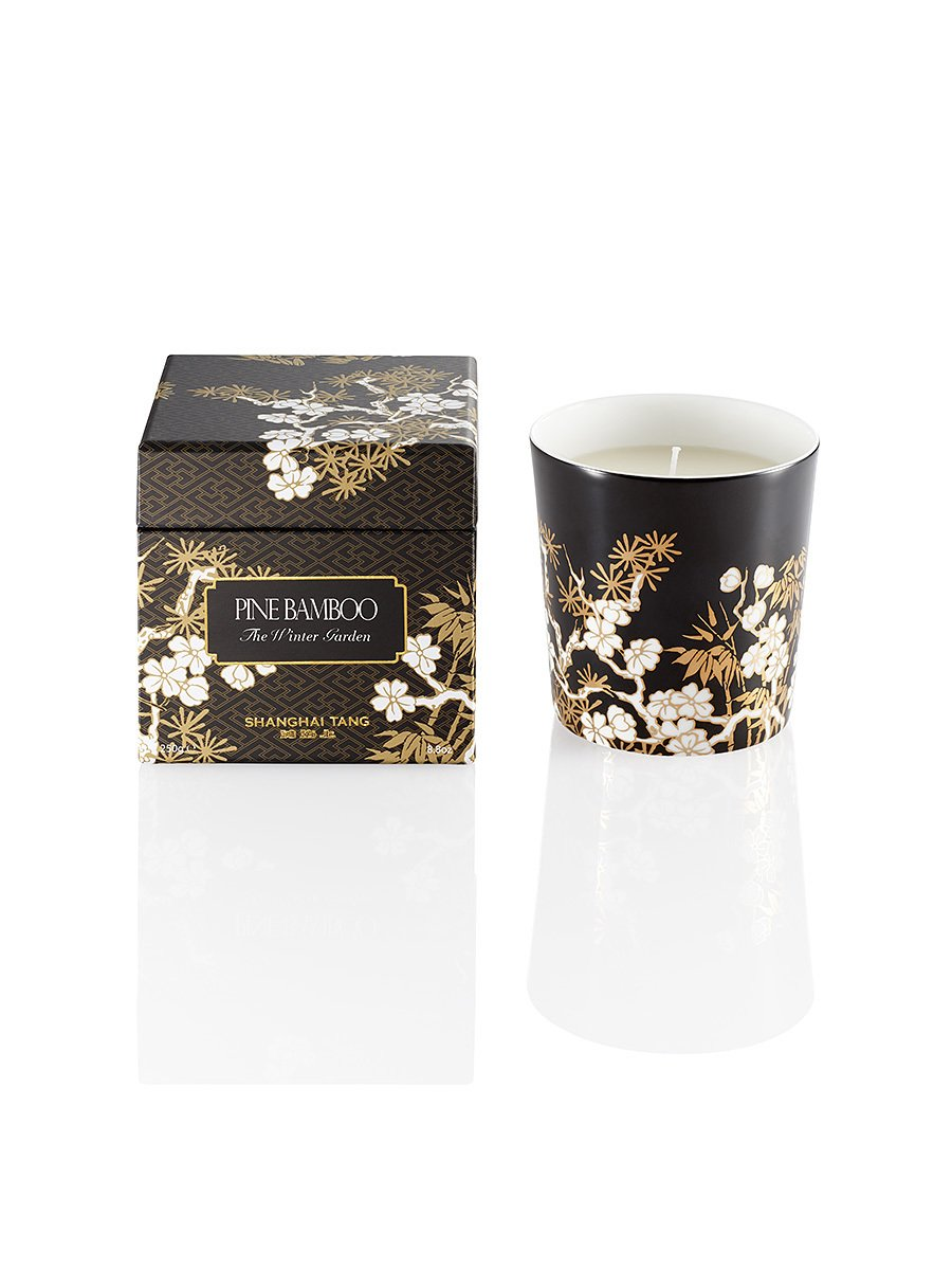 Winter Imperial Garden Candle - Pine Bamboo