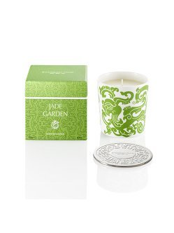 Jade Garden Bone China Scented Candle