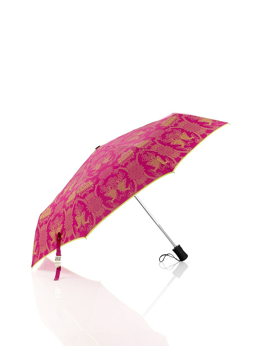 Double Fish Travel Umbrella
