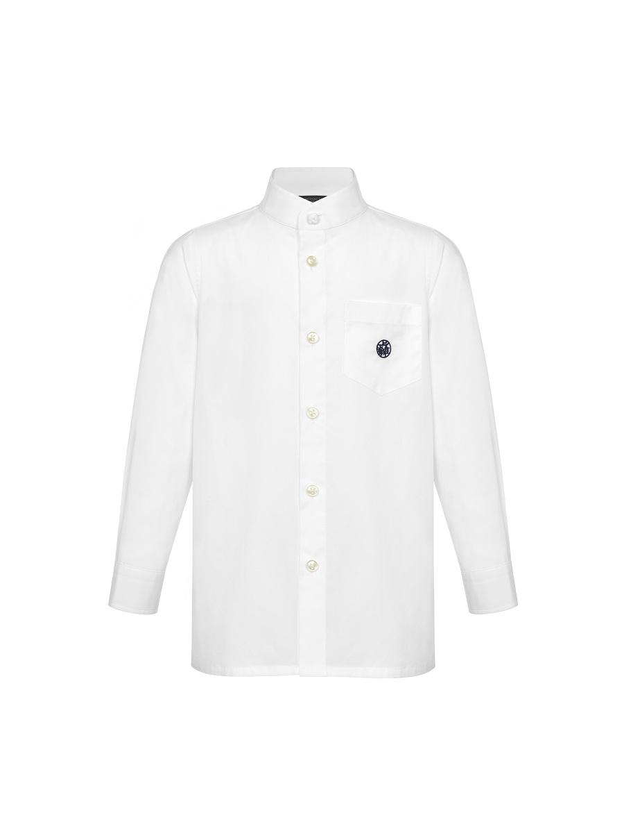 Motif Embroidery Cotton Kids Shirt