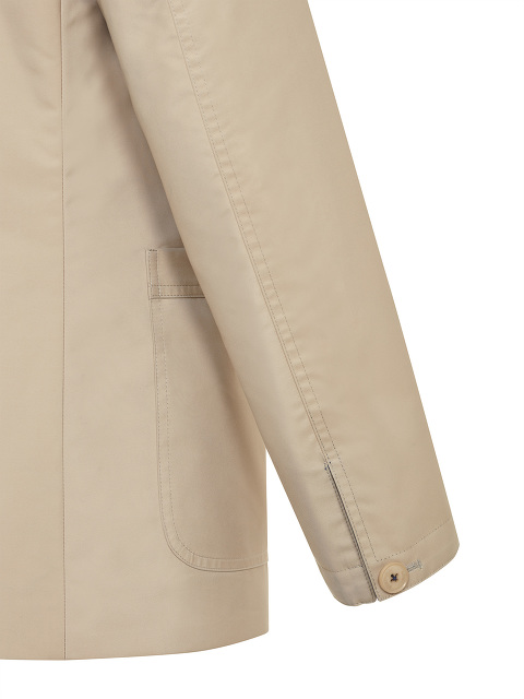 Reversible Short Travel Coat