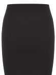 Silk-cotton Knit Pencil Skirt