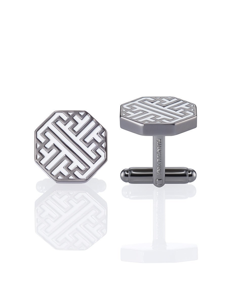 Lattice Cufflinks