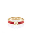 Shou Enamel Bangle S