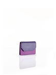 Bicolour Card Holder with Flap