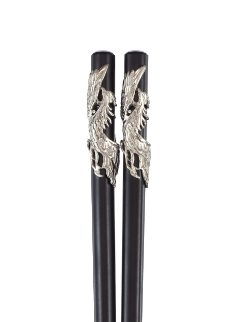 Dragon and Phoenix Chopsticks Set