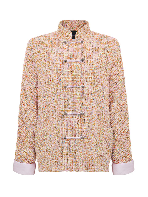 Tweed Unisex Tang Jacket