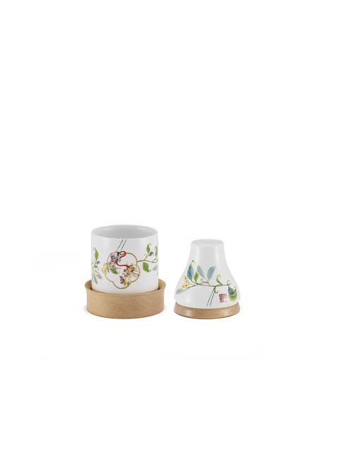Limited Edition - E.P. Tea and E.P. Incense Burner Set