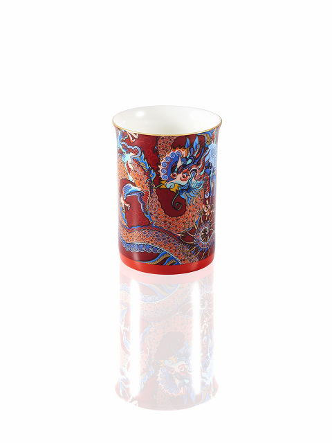 Vivid Dragon Fine Bone China Mug