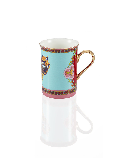 Pig Fine Bone China Mug