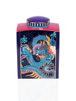 Vivid Dragon Fine Bone China Jar M