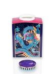 Vivid Dragon Fine Bone China Jar – Medium
