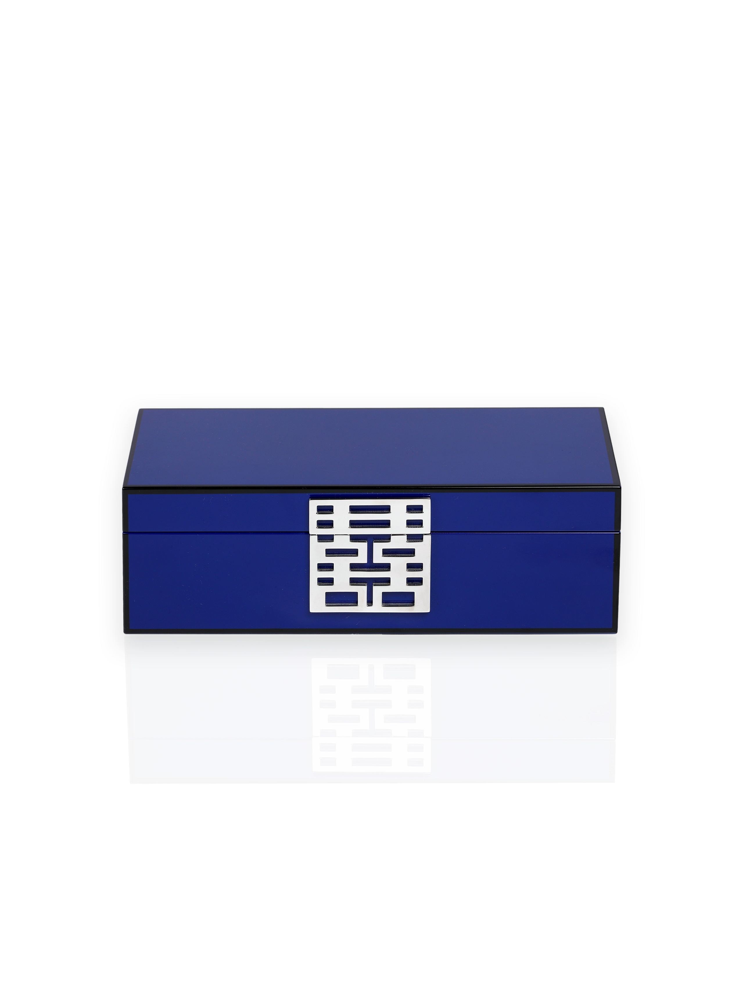 Double Happiness Lacquer Jewellery Box M