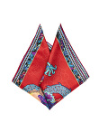 Dragon Pocket Square