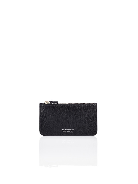 Vertical Credit Card Holder With Zip