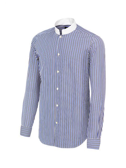 White Collar Shirt
