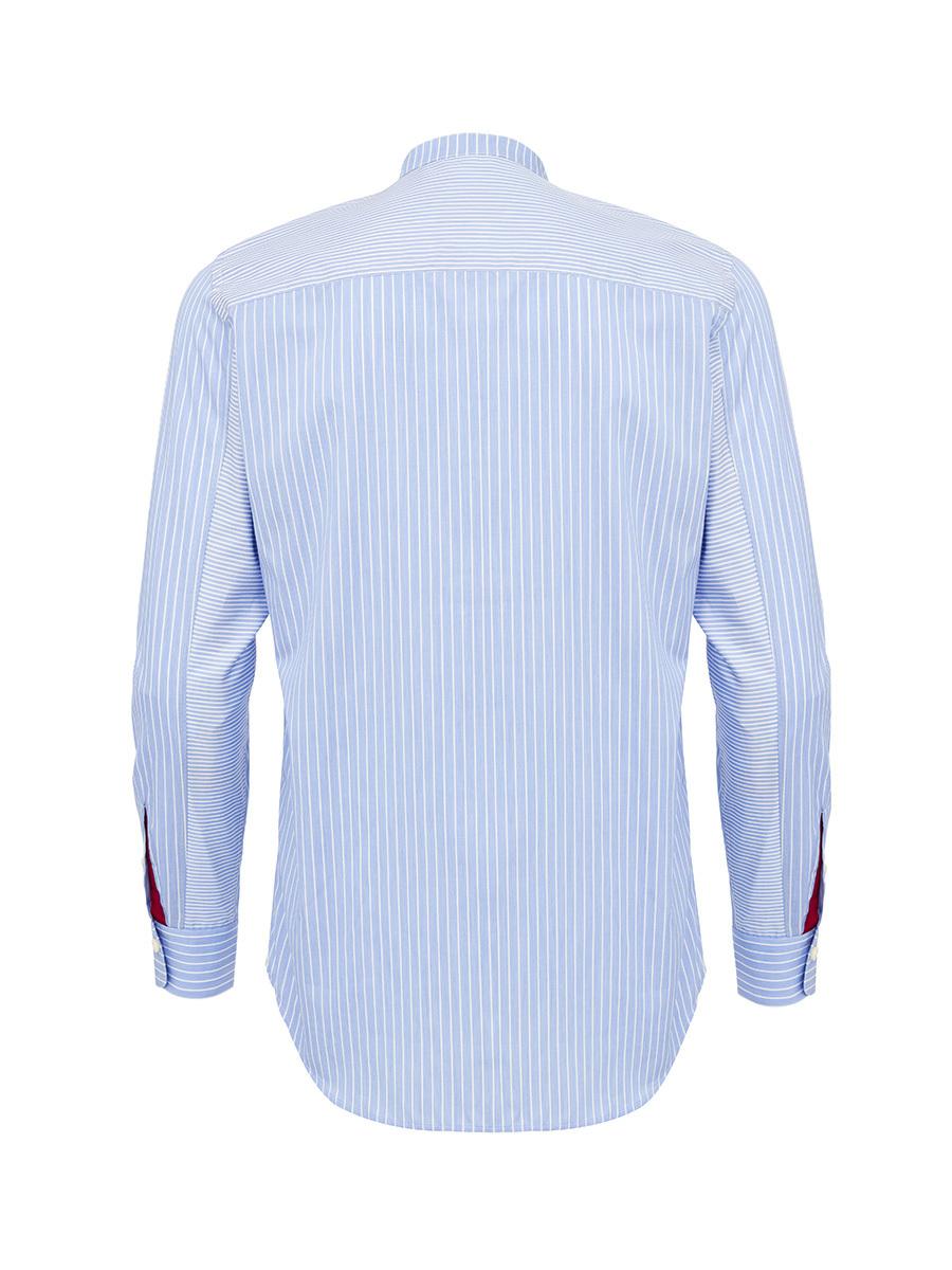 Patchwork Stripes Shirt