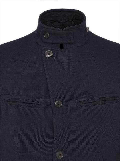 Big Jacket Stand Up Collar
