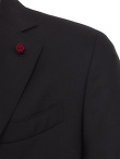 Regular Collar Two Buttons Blazer