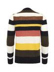 Mohair Stripe Sweater