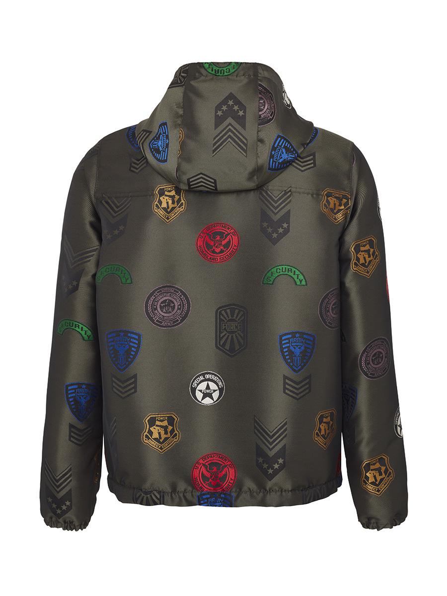 Military Hood Jacket