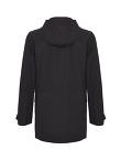 Cotton Nylon Hoodie Jacket