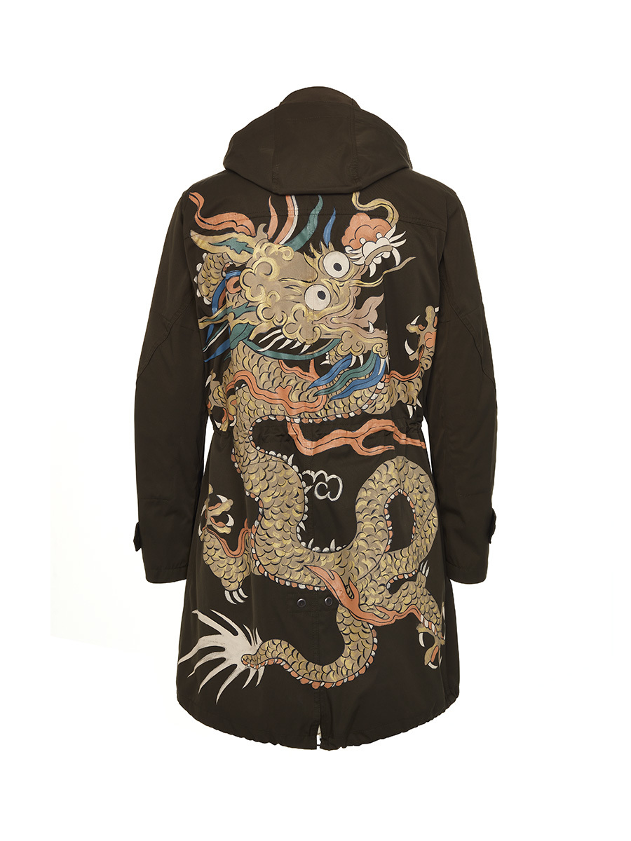 Dragon Parka