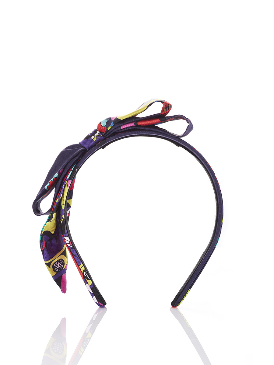 Silk Printed Hairband