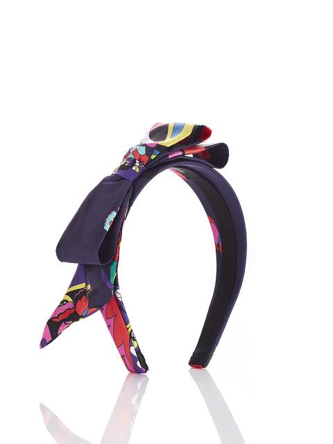 Silk Printed Hairband
