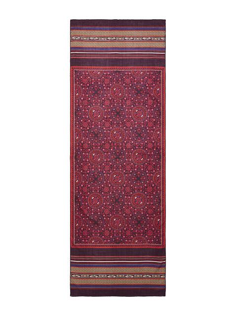 Miao Wool-silk Scarf