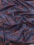 Miao Wool Silk Scarf
