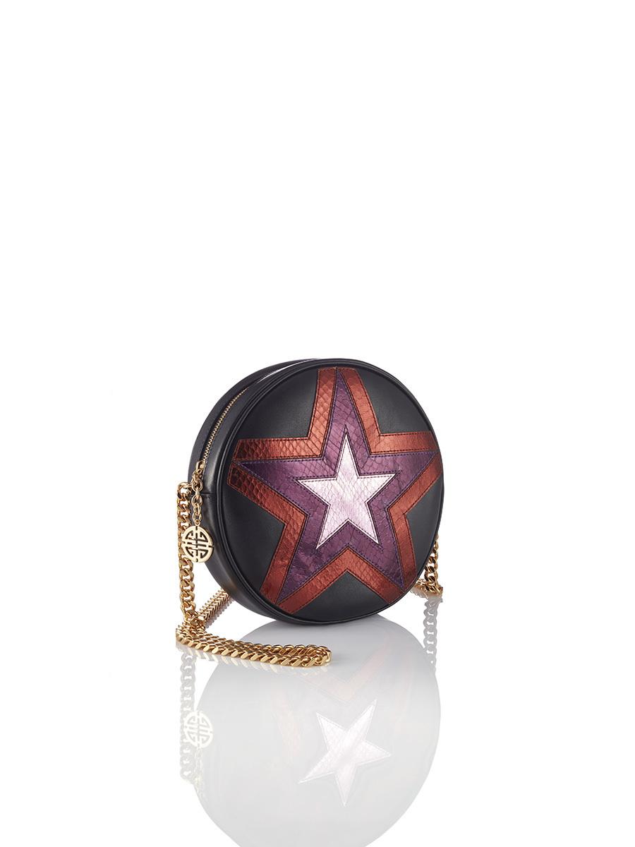 Star Round Clutch
