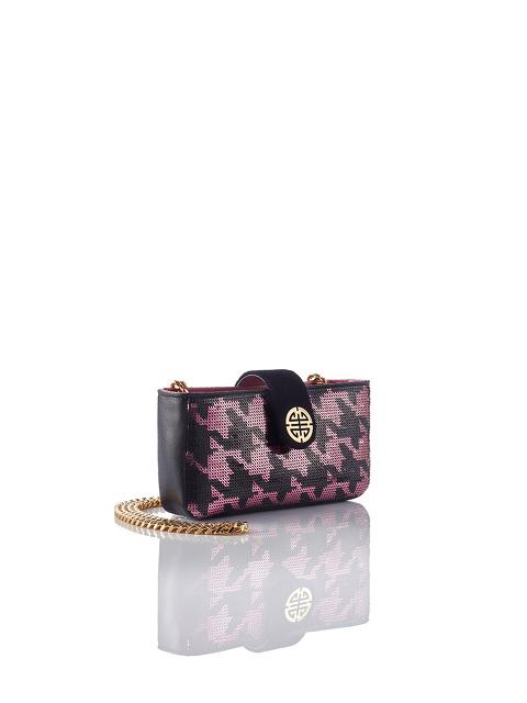 Sequins Mini Bag Phone Holder