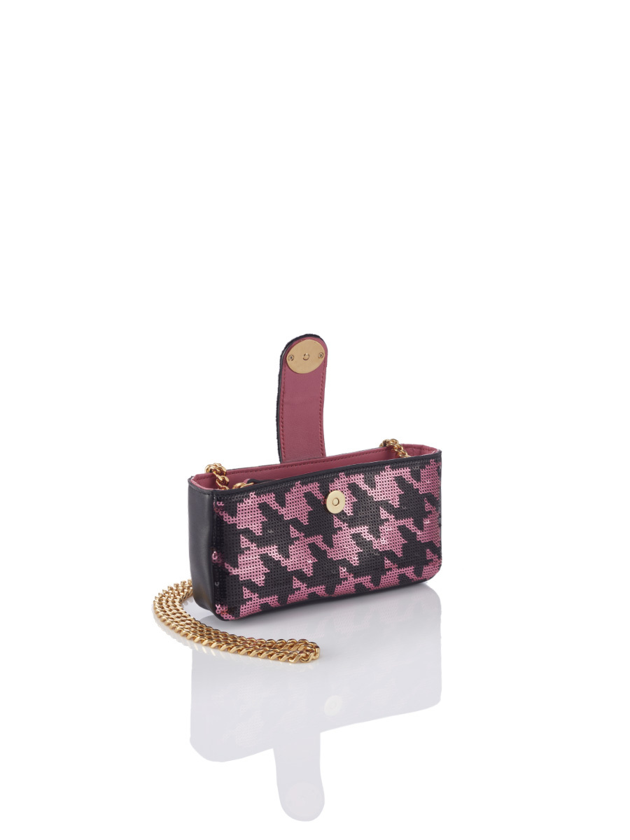 Sequins Mini Bag Phone Holder