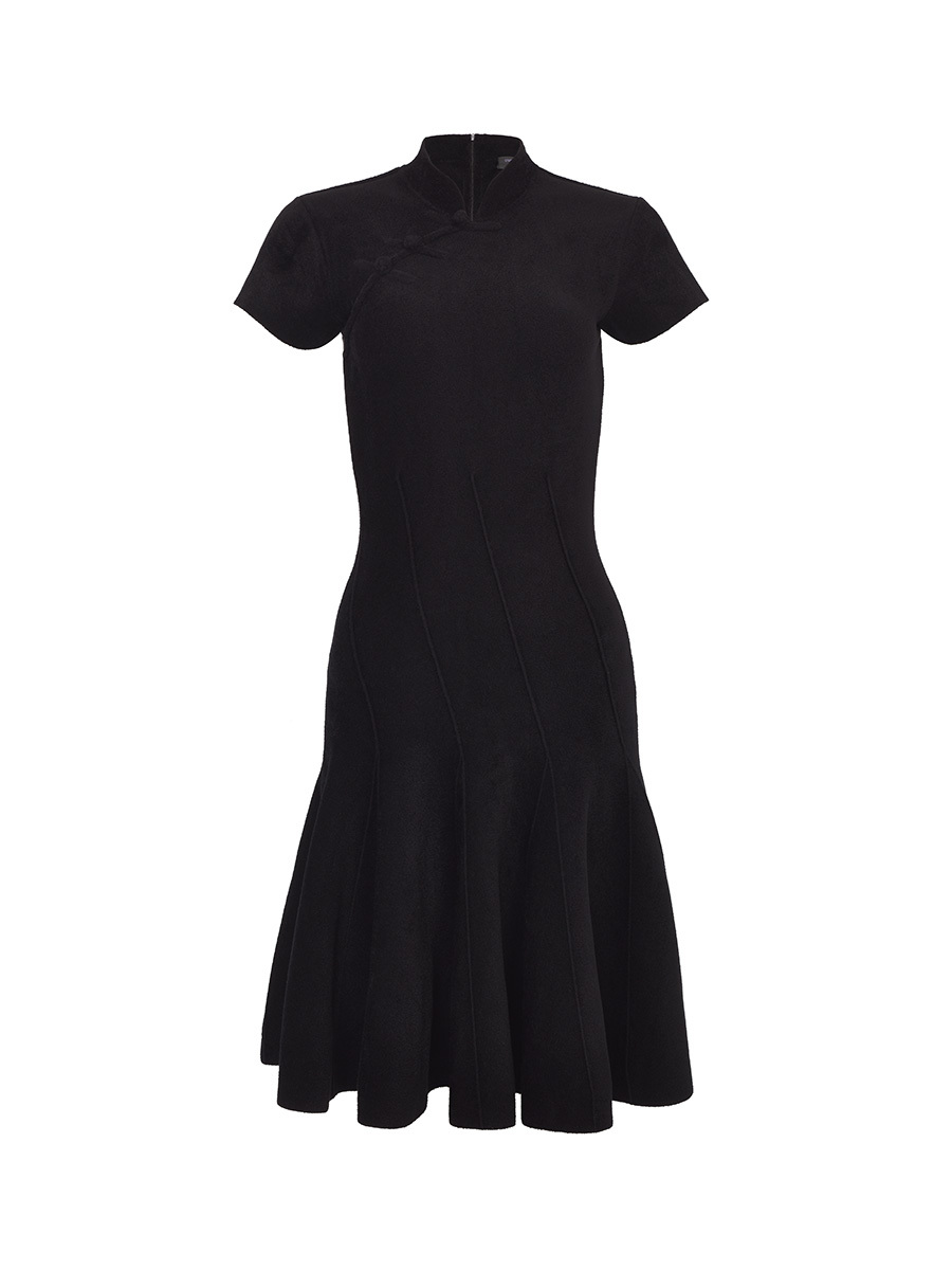 Moulage Knit Dress